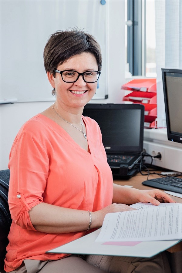 Angéla Simon, M.Sc. Head of Quality Assurance